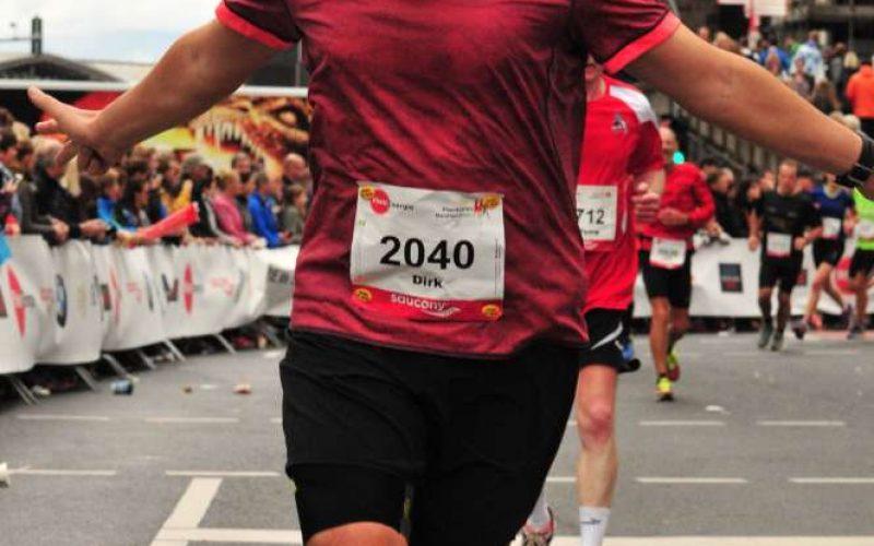 Auch 2019 Botschafter für den Köln-Marathon